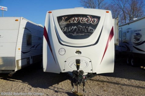 Used 2013 Keystone Laredo 301RL For Sale by Bourbon RV Center available in Bourbon, Missouri