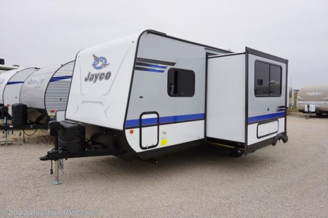 New 2018 Jayco Jay Feather 23RBM For Sale by Bourbon RV Center available in Bourbon, Missouri