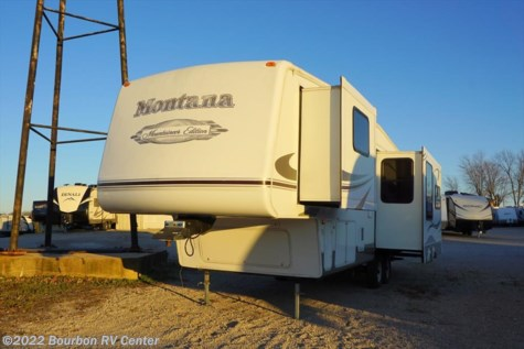 Used 2006 Keystone Montana Mountaineer 303RLD For Sale by Bourbon RV Center available in Bourbon, Missouri