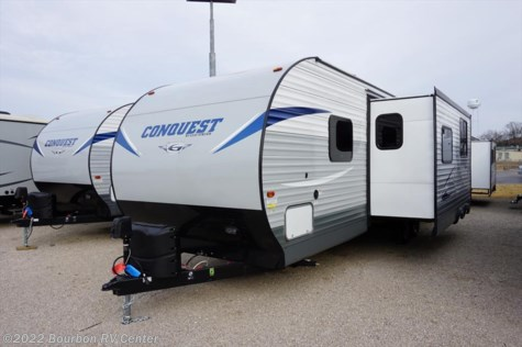 New 2018 Gulf Stream Conquest 288ISL For Sale by Bourbon RV Center available in Bourbon, Missouri