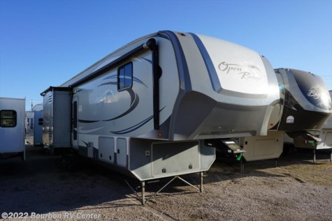 Used 2012 Open Range 413RLL For Sale by Bourbon RV Center available in Bourbon, Missouri