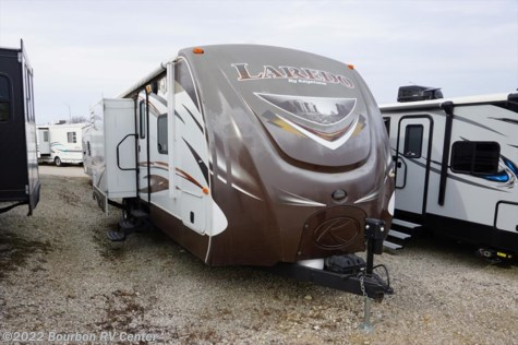 Used 2014 Keystone Laredo 274RB For Sale by Bourbon RV Center available in Bourbon, Missouri