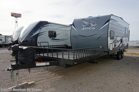 New 2018 Jayco Octane Super Lite 210 For Sale by Bourbon RV Center available in Bourbon, Missouri