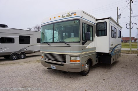 Used 2000 Fleetwood Bounder 36S For Sale by Bourbon RV Center available in Bourbon, Missouri