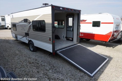 New 2018 K-Z Sportsmen Classic 180TH For Sale by Bourbon RV Center available in Bourbon, Missouri