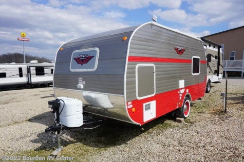 New 2019 Riverside RV Retro 177FK For Sale by Bourbon RV Center available in Bourbon, Missouri