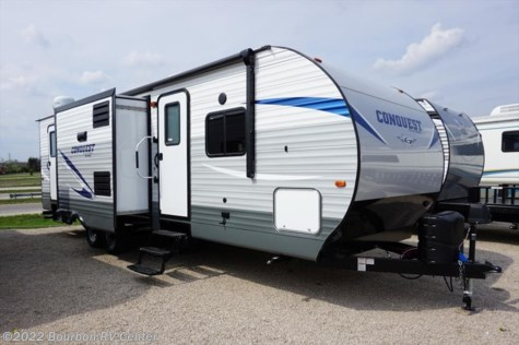 New 2019 Gulf Stream Conquest 288ISL For Sale by Bourbon RV Center available in Bourbon, Missouri