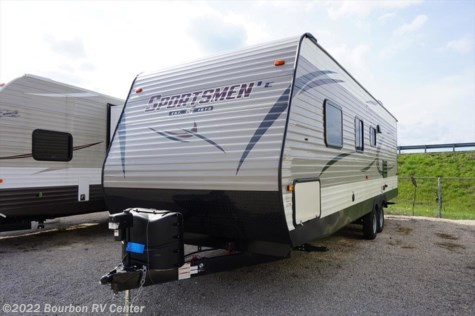 New 2019 K-Z Sportsmen LE 260BHLE For Sale by Bourbon RV Center available in Bourbon, Missouri