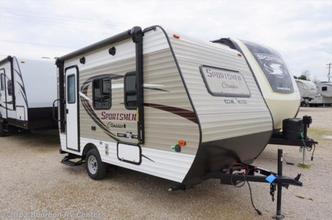 New 2019 K-Z Sportsmen Classic 130RB For Sale by Bourbon RV Center available in Bourbon, Missouri