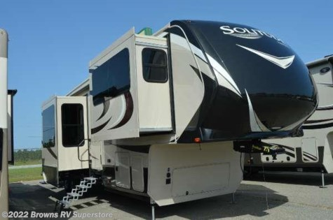 2017 Grand Design Solitude  379FL-R