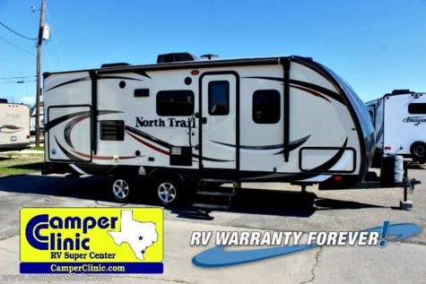 2014 Heartland RV North Trail   NT 22RBK