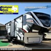 New 2017 Grand Design Momentum 399TH For Sale by Camper Clinic, Inc. available in Rockport, Texas