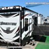 2017 Grand Design Momentum 399TH  - Toy Hauler New  in Rockport TX For Sale by Camper Clinic, Inc. call 877-888-9444 today for more info.
