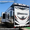 Camper Clinic, Inc. 2017 Momentum 399TH  Toy Hauler by Grand Design | Rockport, Texas