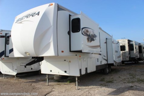 2012 Forest River Sierra  356RL