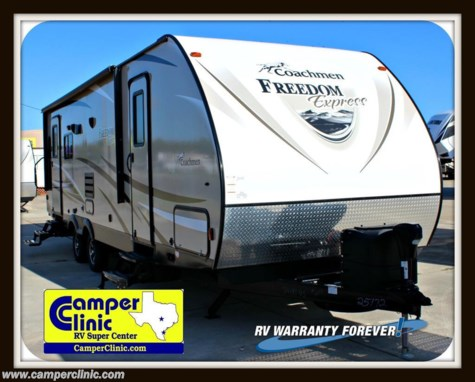 2017 Coachmen Freedom Express LTZ  281RLDS
