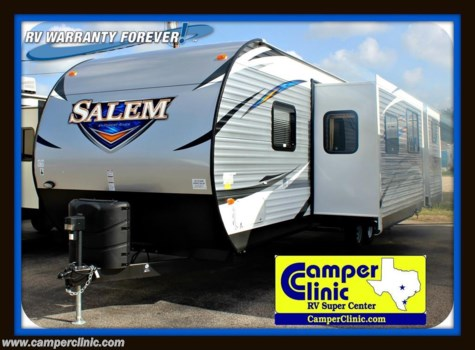 2017 Forest River Salem  T28CKDS
