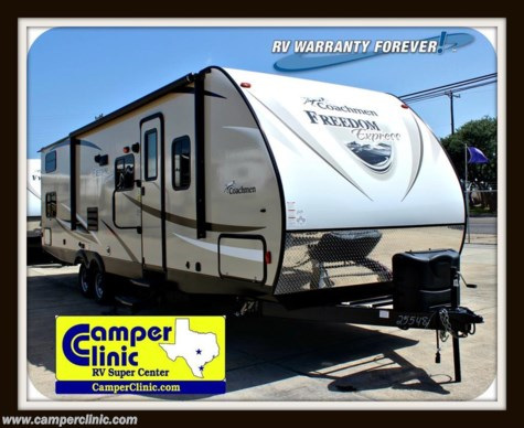 2017 Coachmen Freedom Express LTZ  29SE