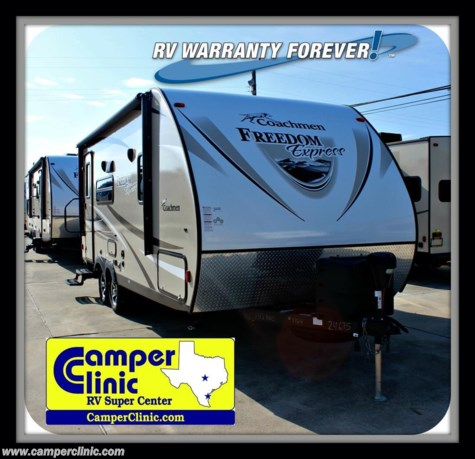2017 Coachmen Freedom Express LTZ  192 RBS