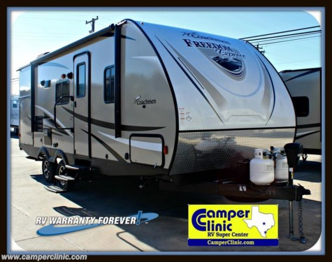 2017 Coachmen Freedom Express LTZ  231 RBDS