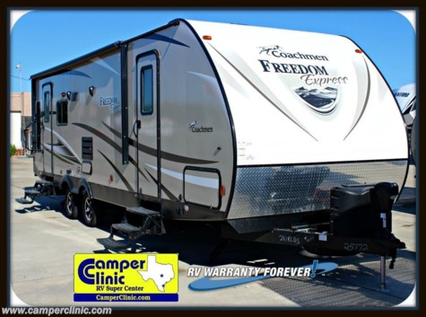 2017 Coachmen Freedom Express  281RLDS