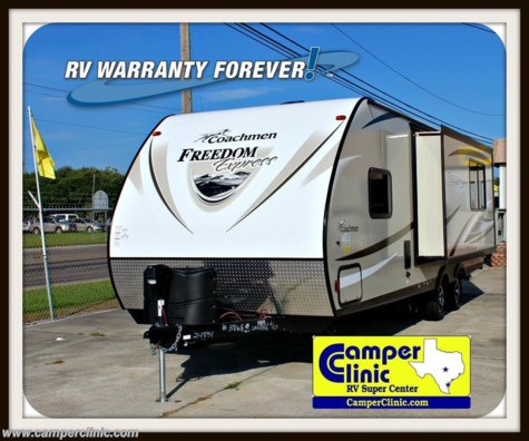 2017 Coachmen Freedom Express  246RKS