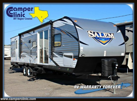 2017 Forest River Salem  SALEM 37BHSS