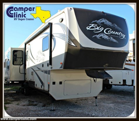 2012 Heartland RV Big Country  BC 3450TS