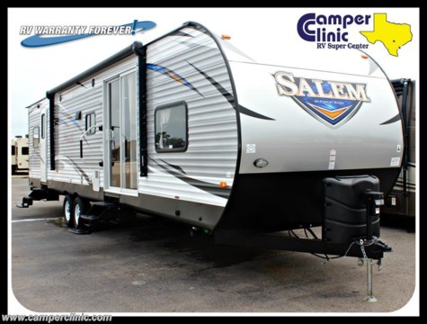 2018 Forest River Salem  SALEM 36 BHBS