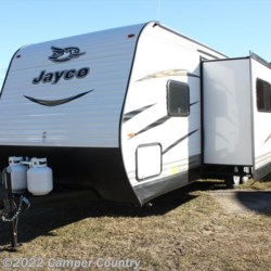 2018 Jayco Jay Flight 267BHS SLX  - Travel Trailer New  in Myrtle Beach SC For Sale by Camper Country call 843-238-5678 today for more info.