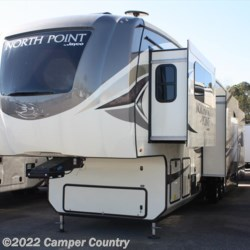 2018 Jayco North Point 381FLWS  - Fifth Wheel New  in Myrtle Beach SC For Sale by Camper Country call 843-238-5678 today for more info.