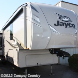2019 Jayco Eagle 336FBOK  - Fifth Wheel New  in Myrtle Beach SC For Sale by Camper Country call 843-238-5678 today for more info.