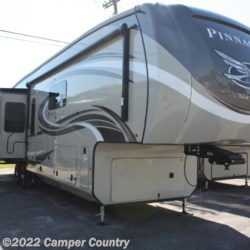 2019 Jayco Pinnacle 36FBTS  - Fifth Wheel New  in Myrtle Beach SC For Sale by Camper Country call 843-238-5678 today for more info.
