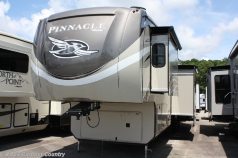New 2019 Jayco Pinnacle 37MDQS For Sale by Camper Country available in Myrtle Beach, South Carolina