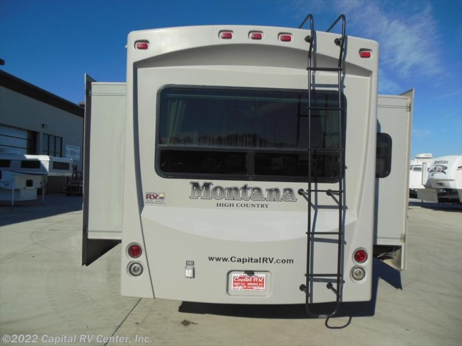 2010 Keystone Rv Montana High Country 343rl For Sale In