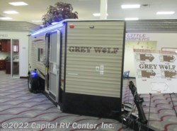 New 2016  Forest River Grey Wolf 14NB by Forest River from Capital RV Center, Inc. in Minot, ND