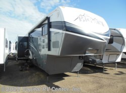 Used 2012  Keystone Montana Big Sky 3700RL by Keystone from Capital RV Center, Inc. in Minot, ND