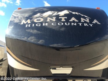 2017 Keystone Montana High Country 310RE