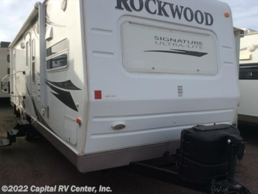 2009 Forest River Rockwood Signature Ultra Lite 8296SS