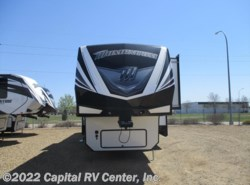 New 2016  Grand Design Momentum 399TH by Grand Design from Capital RV Center, Inc. in Bismarck, ND