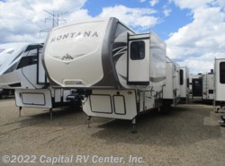 New 2017  Keystone Montana 3660RL by Keystone from Capital RV Center, Inc. in Bismarck, ND