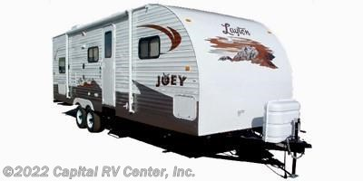Stock Image for 2011 Skyline Layton Joey 204 (options and colors may vary)