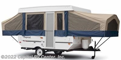 Stock Image for 2011 Forest River Flagstaff 206LTD (options and colors may vary)