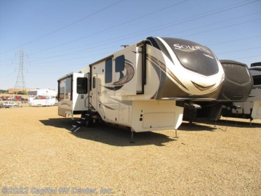 2018 Grand Design Solitude 384GK