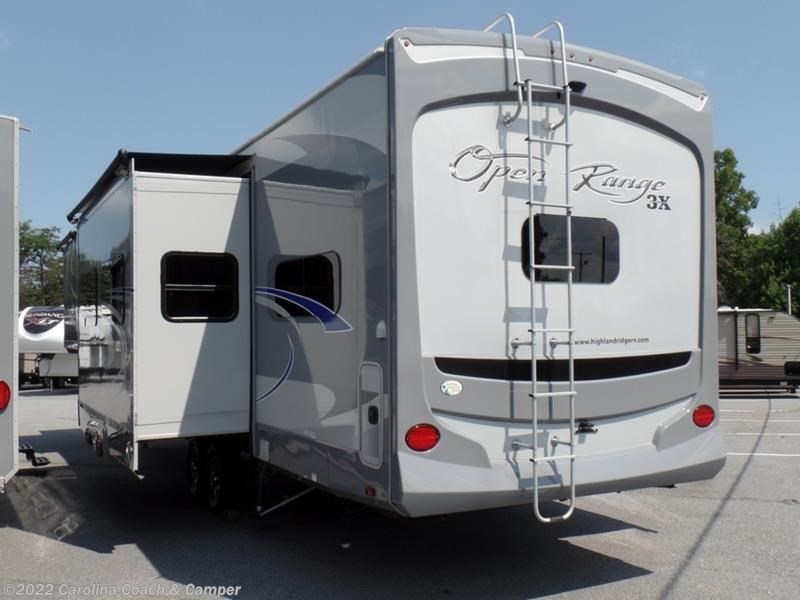 2016 Highland Ridge Rv 3x 388rks For Sale In Claremont Nc