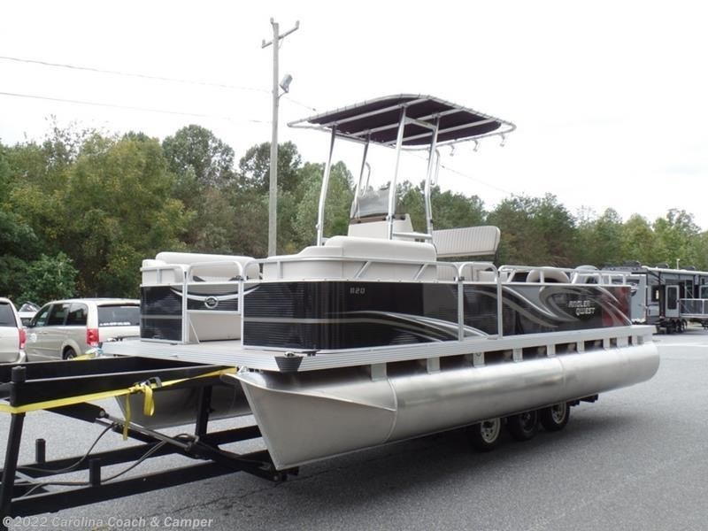 2017 miscellaneous rv apex marine angler qwest 820 fish n for Angler fish for sale