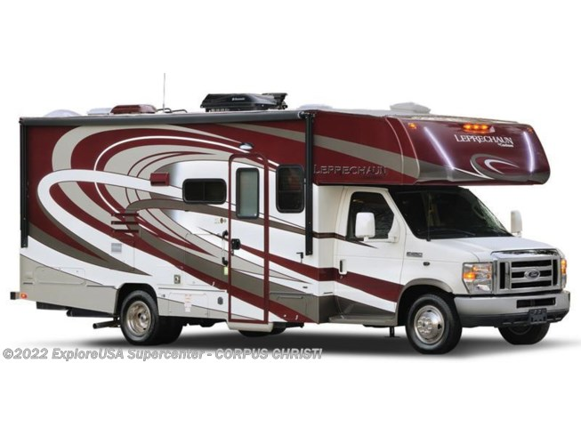 Stock Image for 2017 Coachmen Leprechaun 310BH (options and colors may vary)