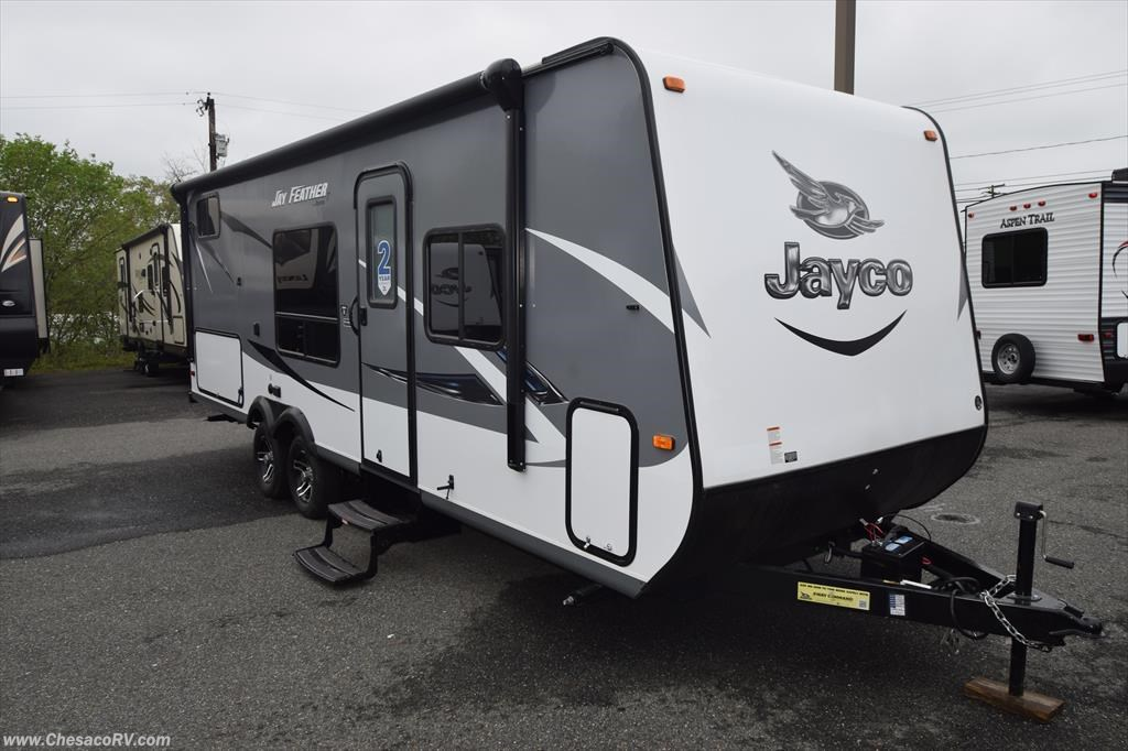Excellent 2017 Jayco Jay Feather 7 22BHM Travel Trailer Lacombe LA