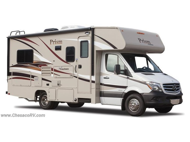 Stock Image for 2017 Coachmen Prism 2150 LE (options and colors may vary)