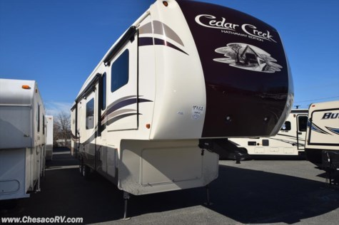 2017 Forest River Cedar Creek  38FLX